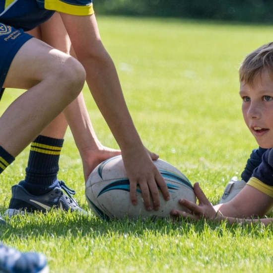 Rugby Lessons Resume