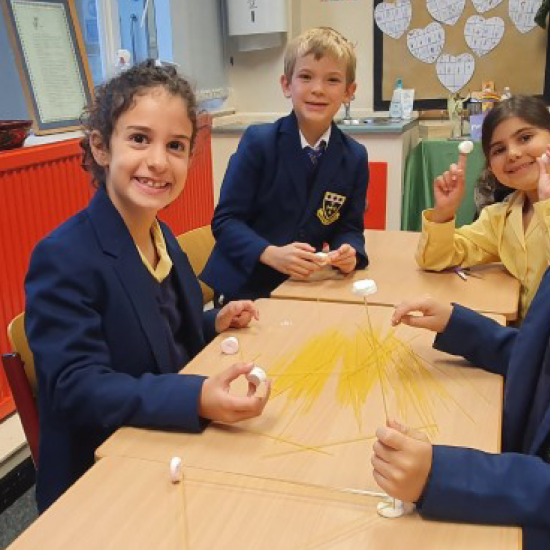 Creativity and Innovation – an Assembly to Remember