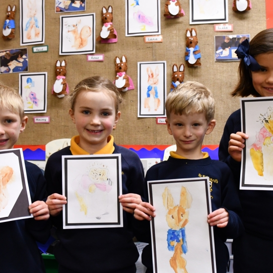 Year 2 Get Creative With English