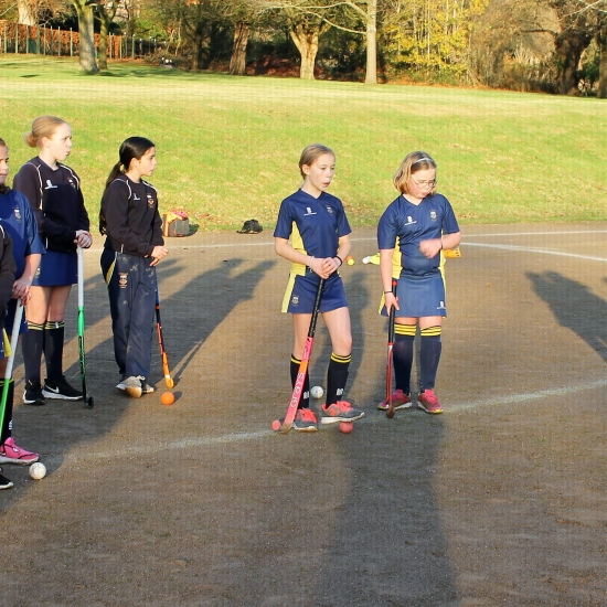Fantastic Hockey Sessions for Years 5 and 6