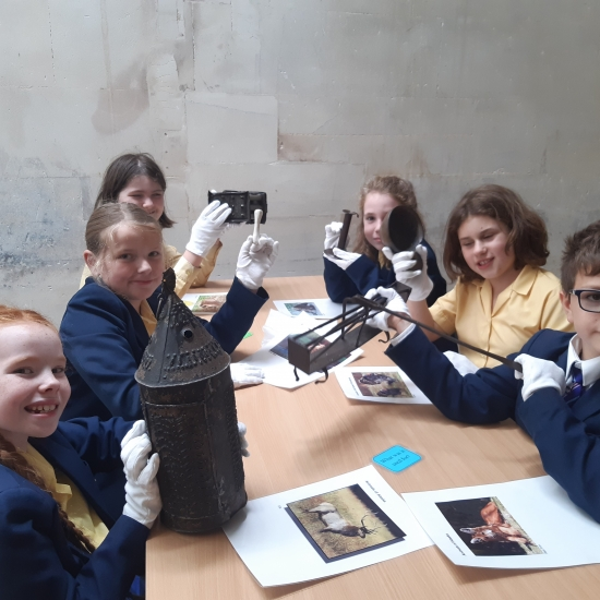 Year 4 Trip to the American Museum