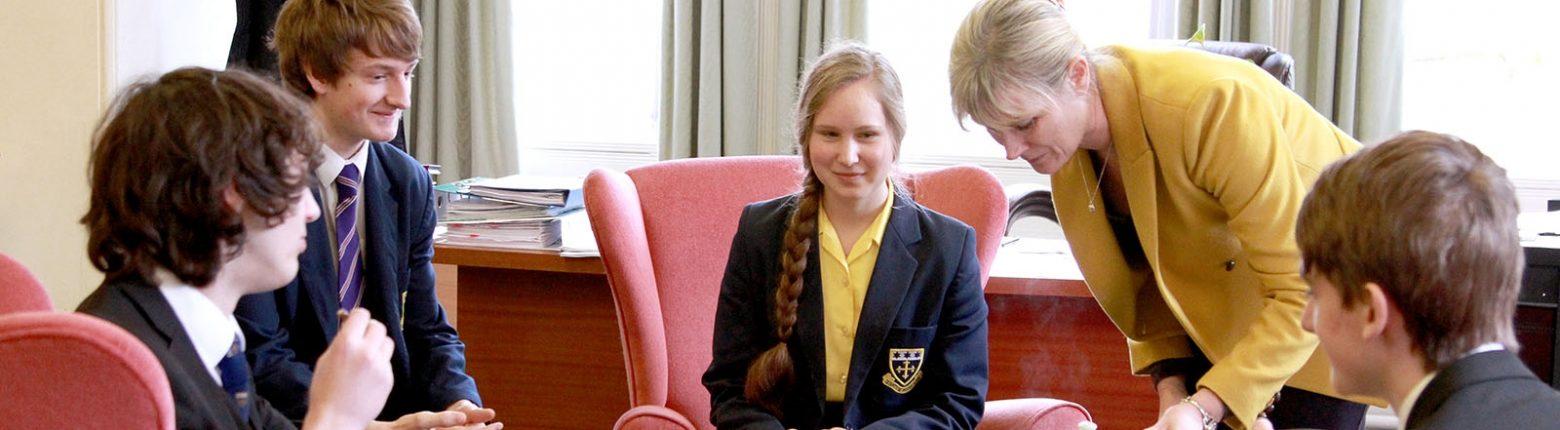 Head's Welcome | Independent School | St Edward's Cheltenham