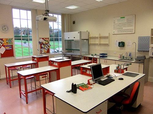sixth form lab